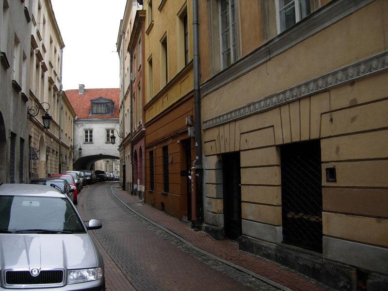 Centralne ulice miasta to centrum... martwoty