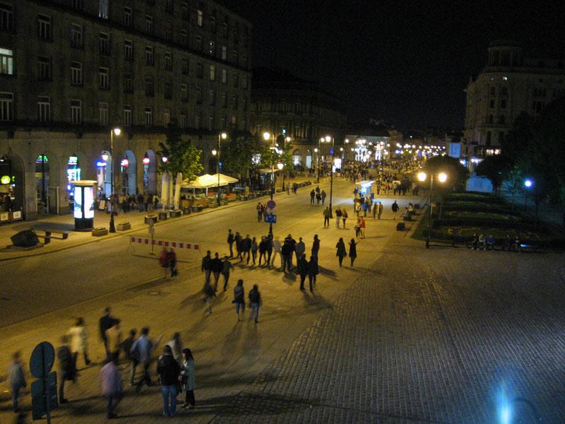 w noc muzeow o polnocy