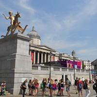 Trafalgar Square 2012