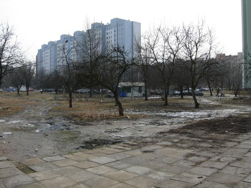 Warszawska widokówka