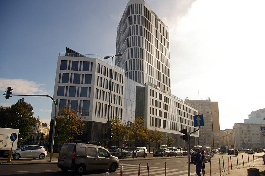Plac Unii pomieści biura oraz centrum handlowe