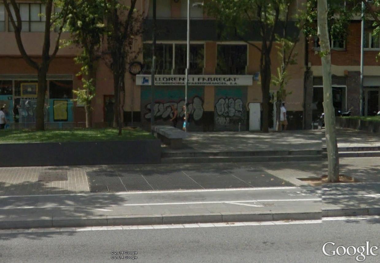 Wentylatornia nowej stacji La Segrera w Barcelonie