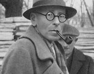 Roman Piotrowski, szef BOSu, zagorzały stalinowiec. (źródło: Wikipedia)